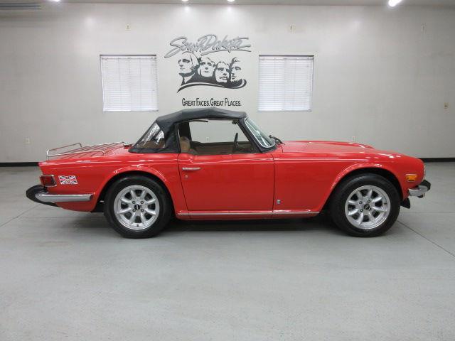 1976 Triumph TR6 | 899940