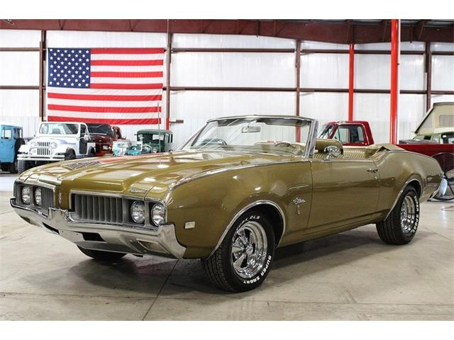 1969 Oldsmobile Cutlass | 899949