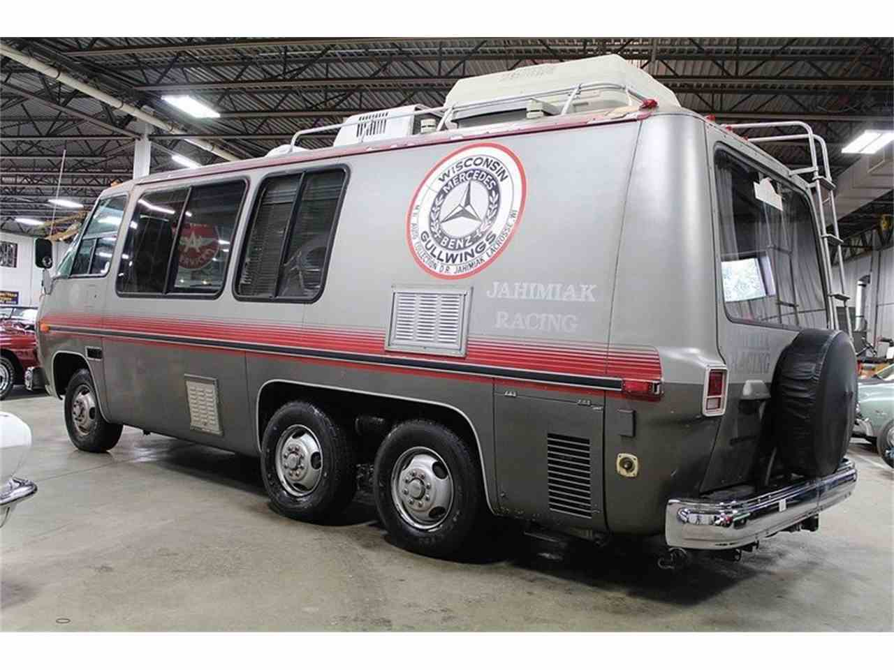 1977 GMC Front Wheel Drive Motorhome for Sale  ClassicCarscom