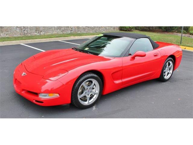 2003 Chevrolet Corvette | 899956
