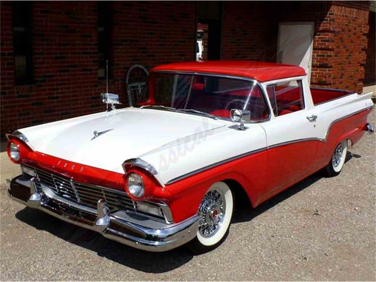 1957 Ford Ranchero For Sale Classiccars Com Cc 890996