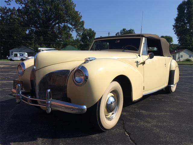 1941 Lincoln Continental | 899974