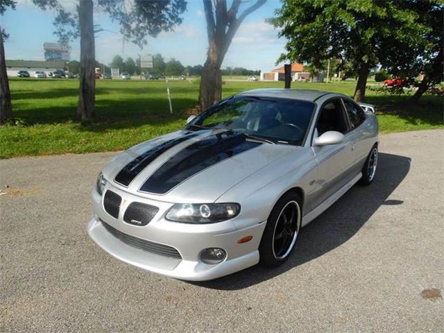 2005 Pontiac GTO | 899980