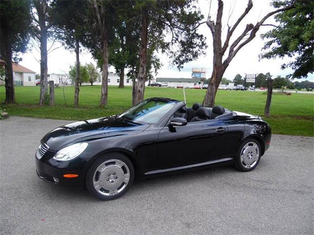 2002 Lexus SC430 | 899983