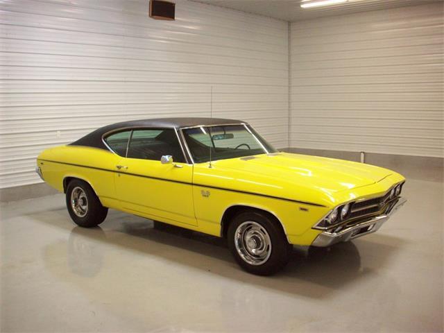 1969 Chevrolet Chevelle SS | 899985