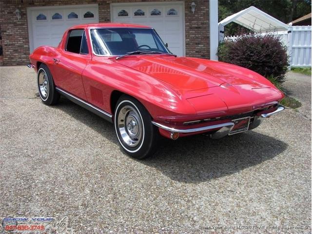 1967 Chevrolet Corvette   900010