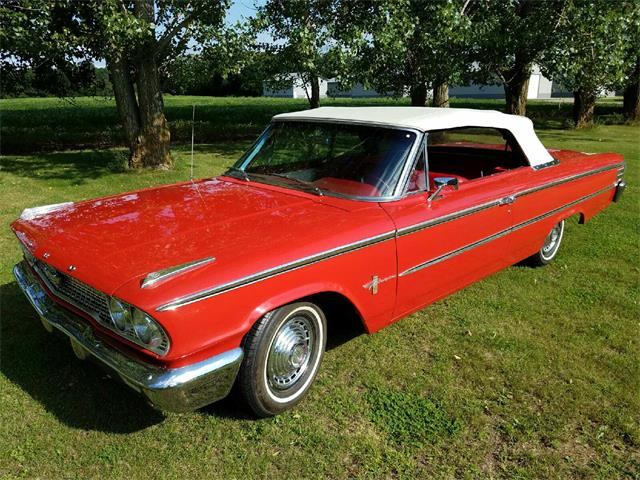 1963 Ford Galaxie 5000 | 901001