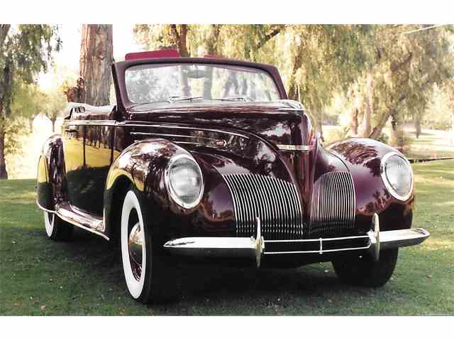 1939 Lincoln Zephyr | 901002