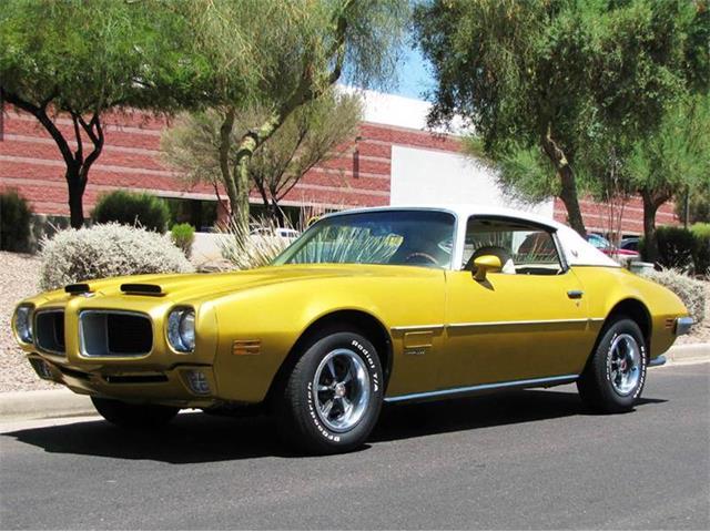 1971 Pontiac Firebird | 900101