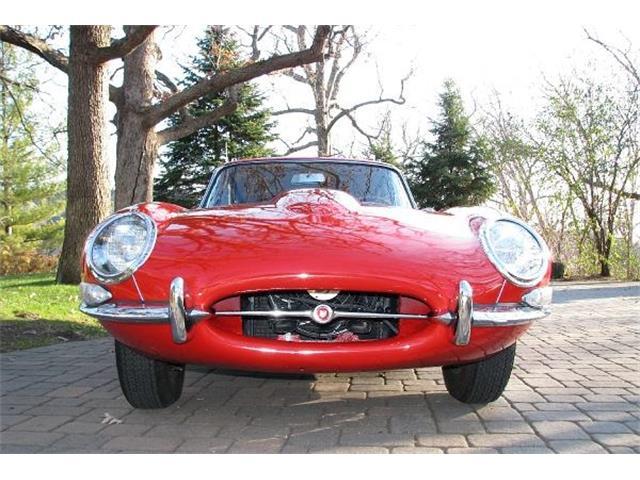 1967 Jaguar E-Type | 901010
