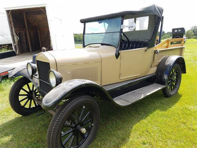 1912 Model T and Model A Trucks/Pickups Auction | 901023
