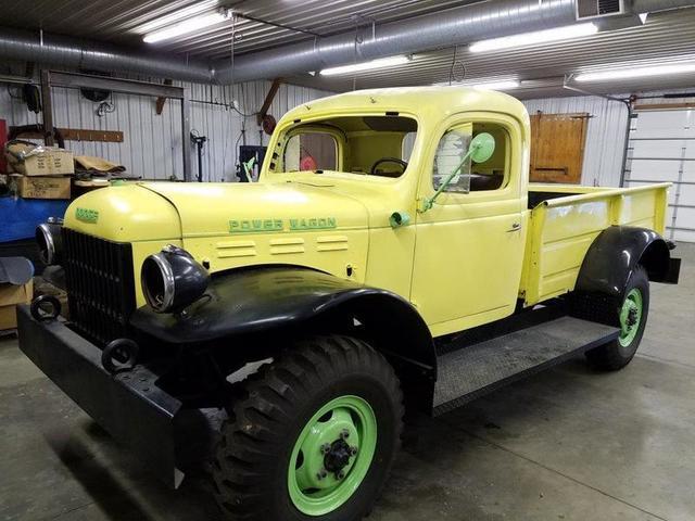 1950 Dodge Power Wagon | 901025
