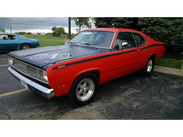 1971 Plymouth Duster   901032