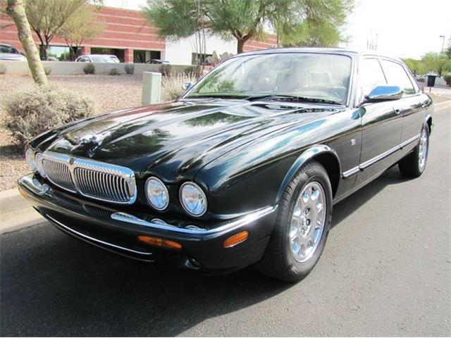1998 Jaguar XJ | 900104