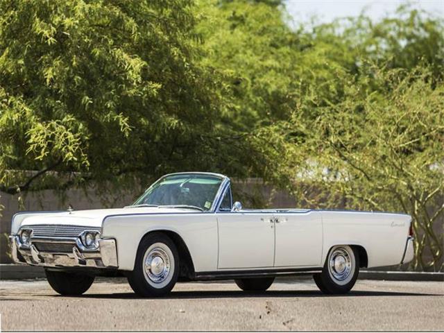 1961 Lincoln Continental | 900105