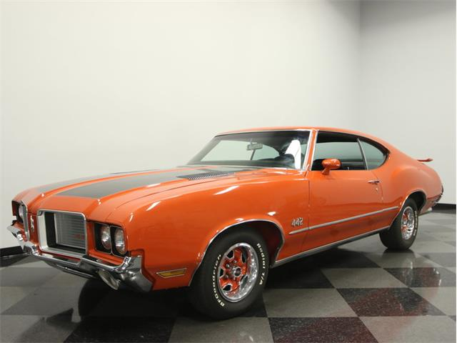 1972 Oldsmobile Cutlass 442 Tribute | 901059