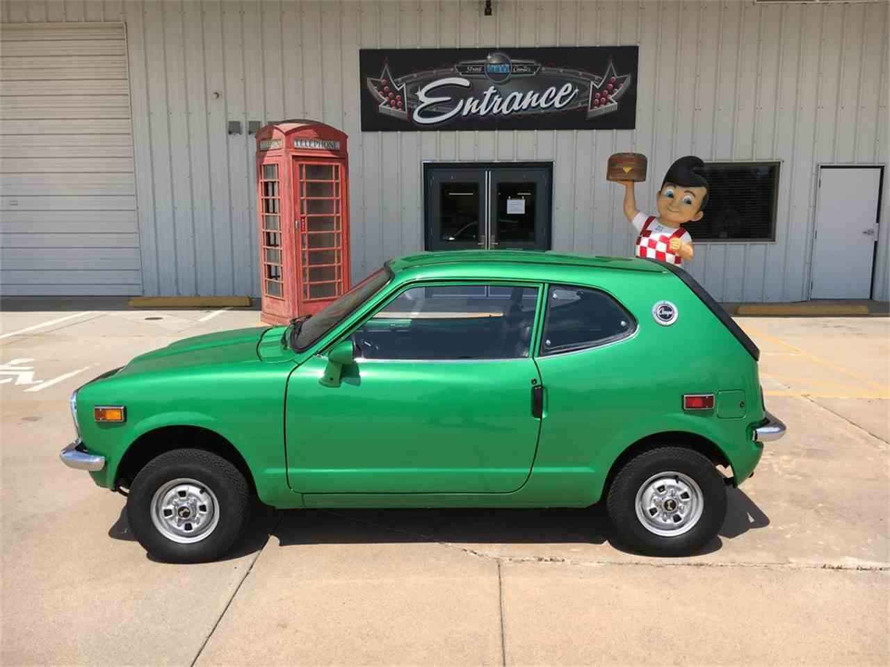Large Picture of Classic 1972 Honda 600 located in Colorado - $13,500.00 Offered by Steel Affairs - JB9S