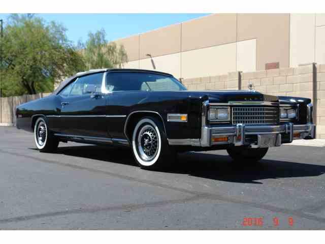1978 Cadillac Eldorado | 901074