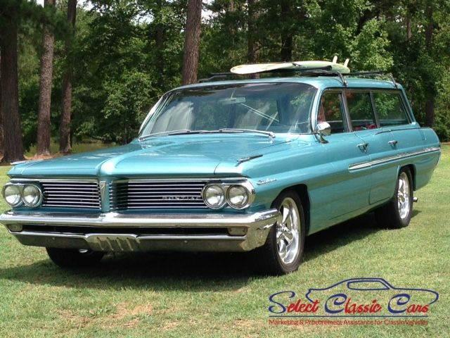 1962 Pontiac Safari | 901076