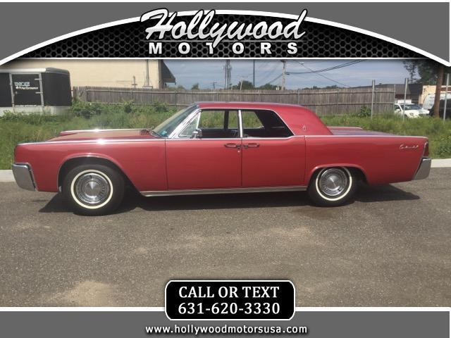 1963 Lincoln Continental | 901078