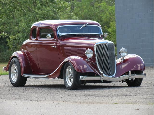 1934 Ford Coupe | 901079