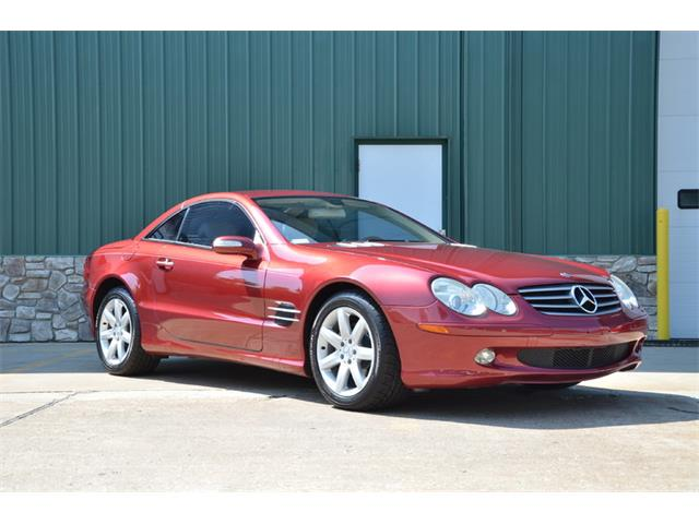 2005 Mercedes-Benz SL500 | 901081
