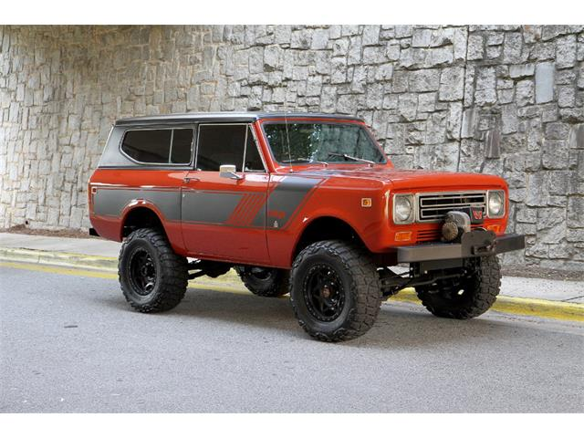 1979 International Harvester Scout II | 901082