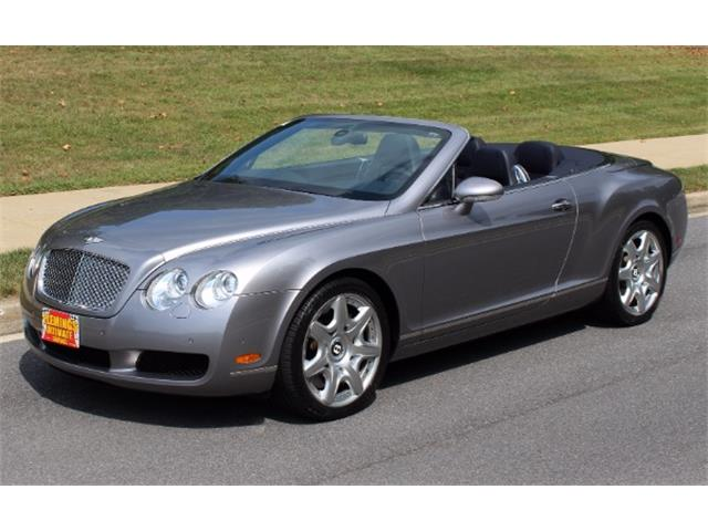 2008 Bentley Continental | 901084