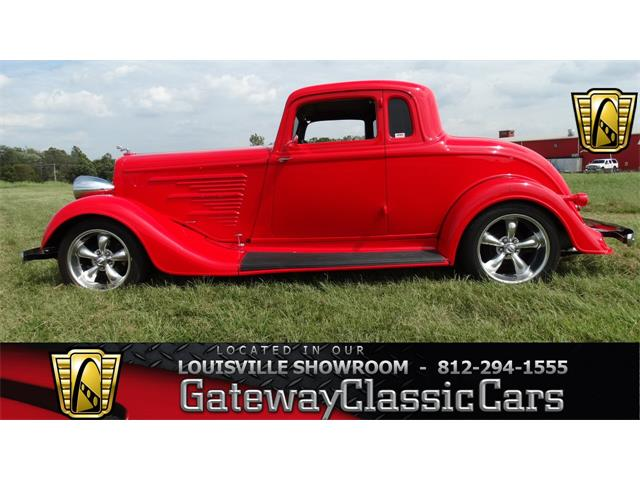 1934 Dodge 5-Window Coupe | 901095