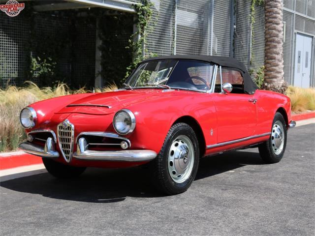1966 Alfa Romeo Giulietta Spider | 901097