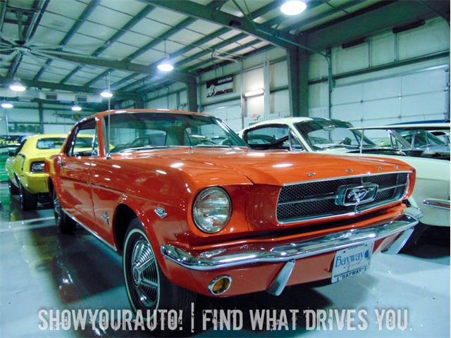 1965 Ford Mustang | 900011