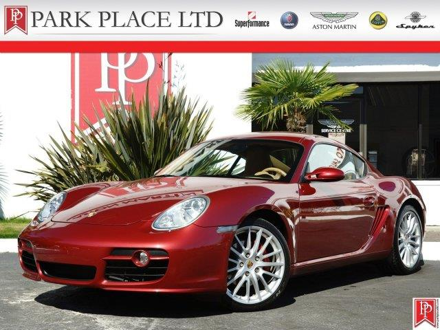2008 Porsche Cayman | 901100