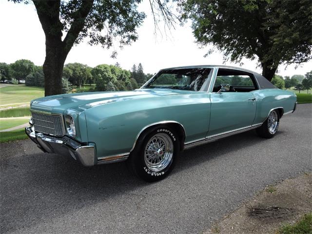 1970 Chevrolet Monte Carlo | 901102