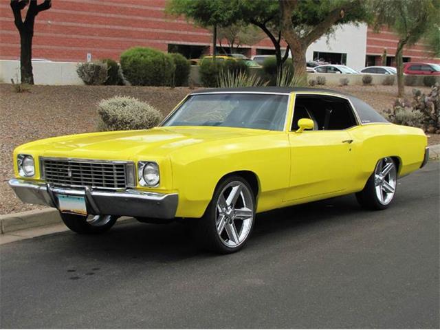 1972 Chevrolet Monte Carlo | 901106
