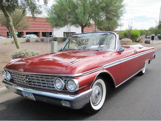1962 Ford Galaxie 500 | 901107