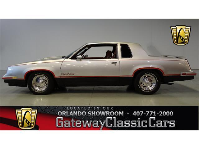 1984 Oldsmobile Hurst | 901109