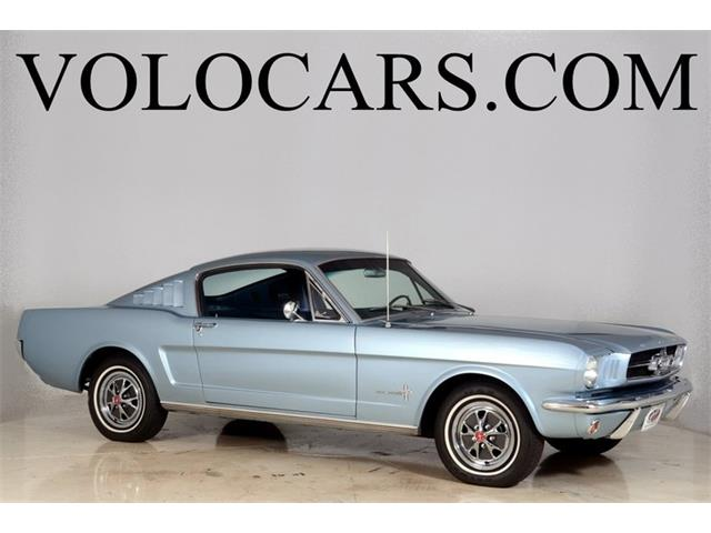 1965 Ford Mustang | 901112