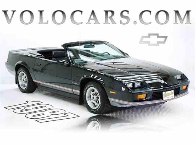 1987 Chevrolet Camaro | 901113