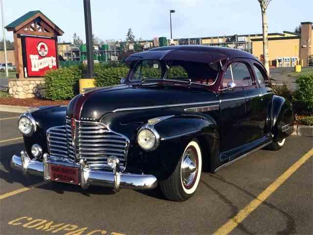 1941 Buick Sedanette | 901118