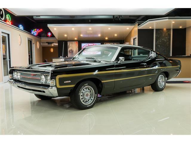 1969 Ford Torino S-Code | 901124