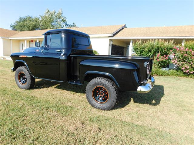 1957 Chevrolet Pickup 3100 4X4 | 900113