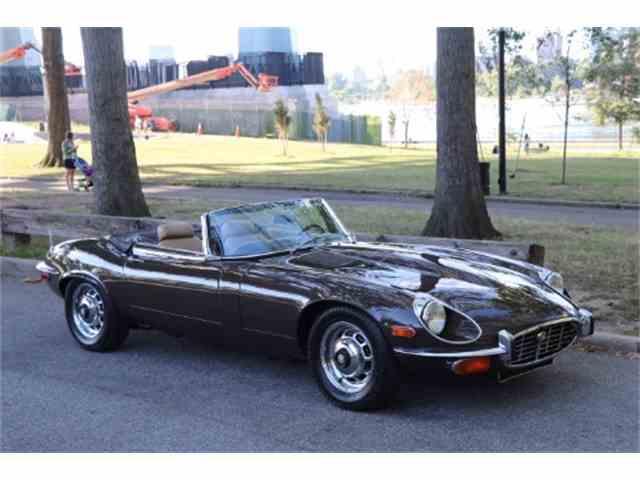 1972 Jaguar XKE | 901131