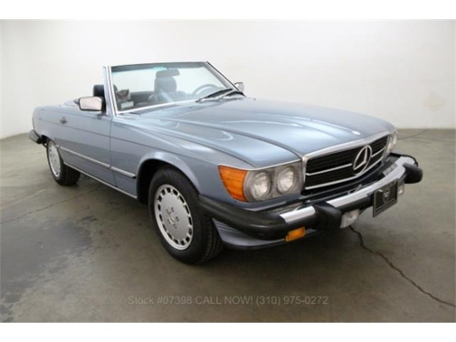 1987 Mercedes-Benz 560SL | 901142