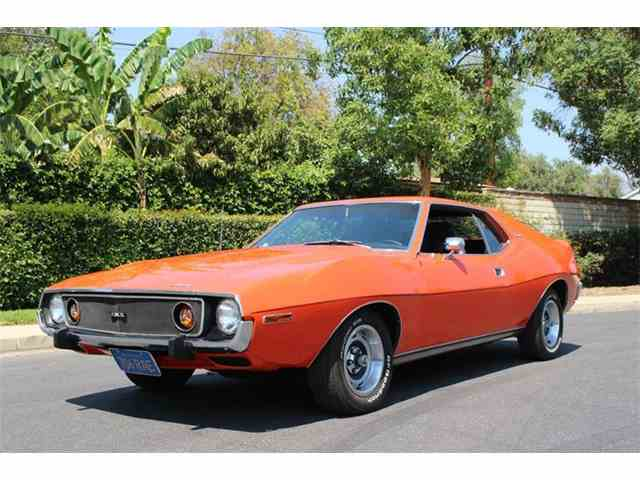 Picture of Classic 1973 AMC AMX located in California - $24,900.00 Offered by American Classic Cars - JBBU
