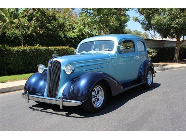 1936 Chevrolet 2-Dr Sedan | 901147