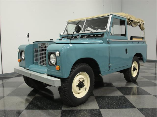 1969 Land rover Series IIA Defender 88 | 901151