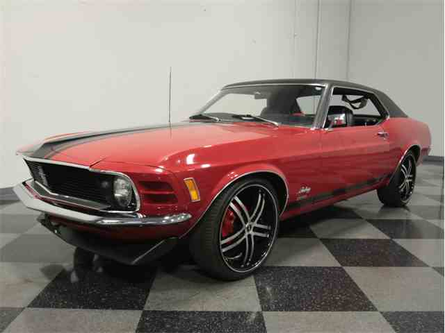 1970 Ford Mustang | 901153