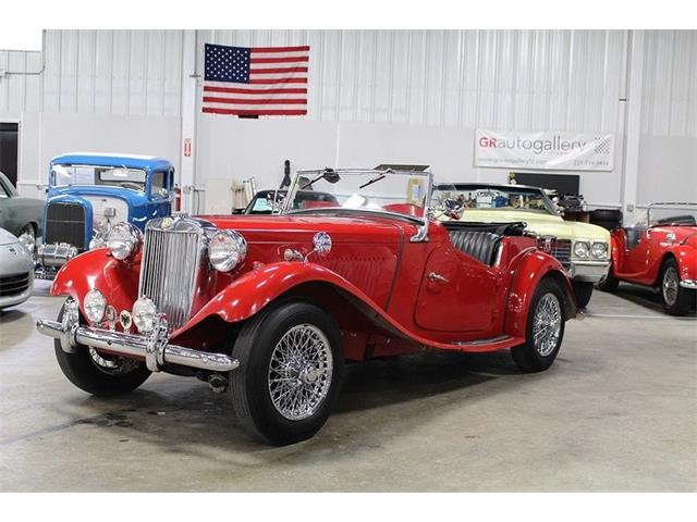 Classic Mg Td For Sale On Classiccars Com 66 Available