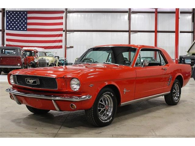 1966 Ford Mustang | 901162
