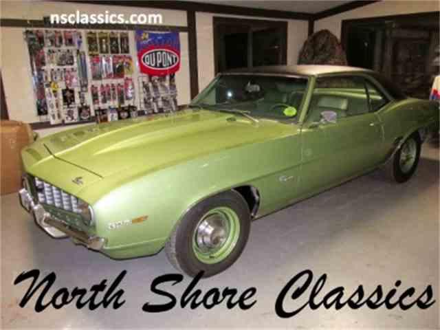 1969 Chevrolet Camaro | 901170